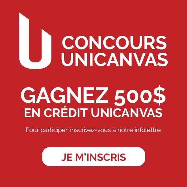 Concours Unicanvas